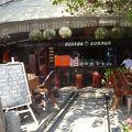 写真:コーヒーコーナー