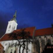 ブラチスラヴァ最古の教会