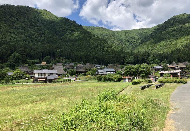 日本のふるさとの風景