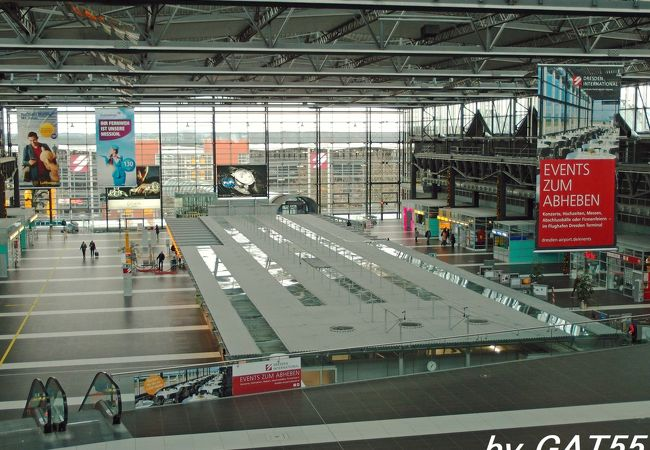 ドレスデン国際空港 (DRS)