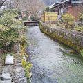 写真:醒井宿