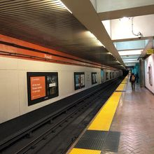 Powell St. Station