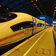 ドイツの高速鉄道