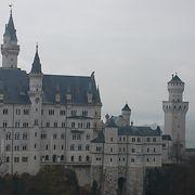 ノイシュバンシュタイン城をもっとも綺麗に撮れる橋