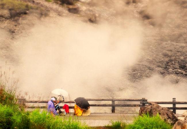 日本一の温泉湧出量!東北の横綱玉川温泉。