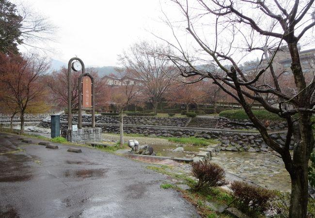 湯のまち雨情公園