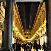 サンチュベール回廊はライトアップで良かったです♪