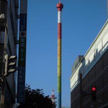万代シティ レインボータワー