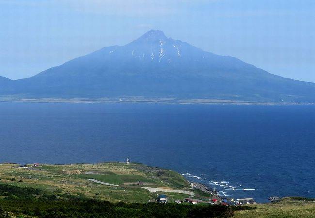 利尻山(利尻富士)