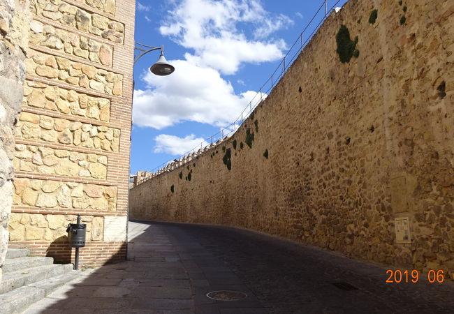 セゴビア城壁