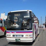 定期観光バス ピリカ号