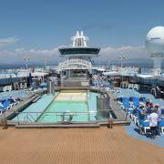 観光やショーなど盛りだくさんのエーゲ海クルーズ