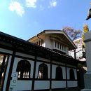 泉岳寺 大石内蔵助良雄銅像