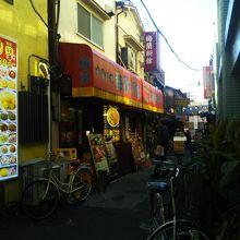 横浜中華街 梅蘭 新館