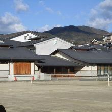 内子中学校です