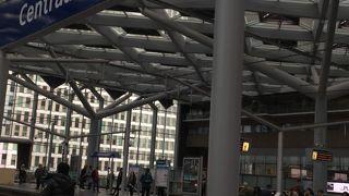 Den Hague Central Station