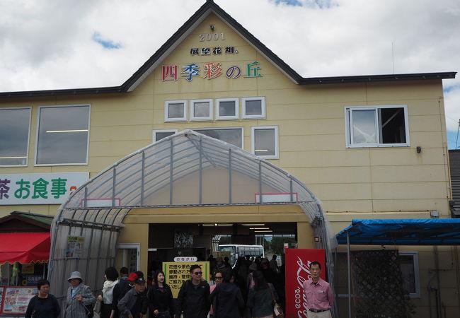 四季彩の丘 売店