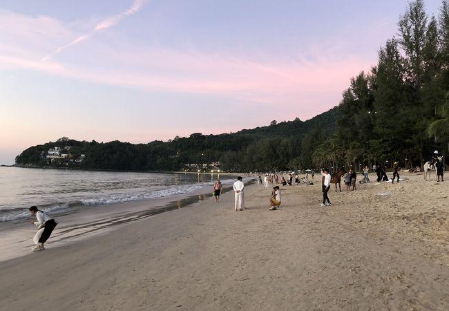 カマラ ビーチ