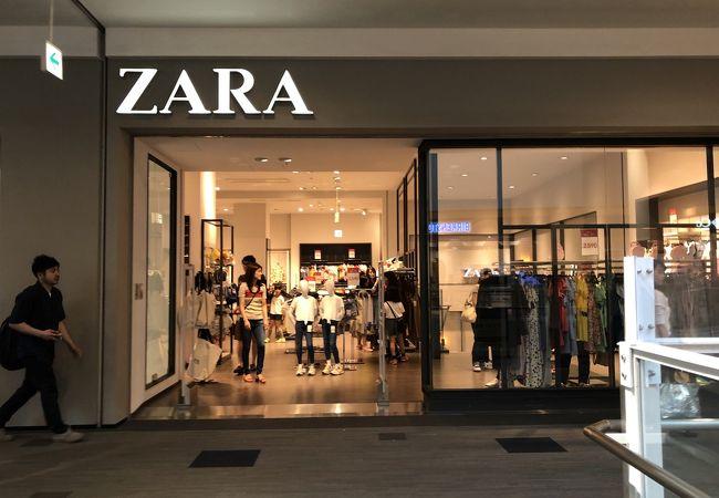 ZARA (ららぽーと豊洲店)