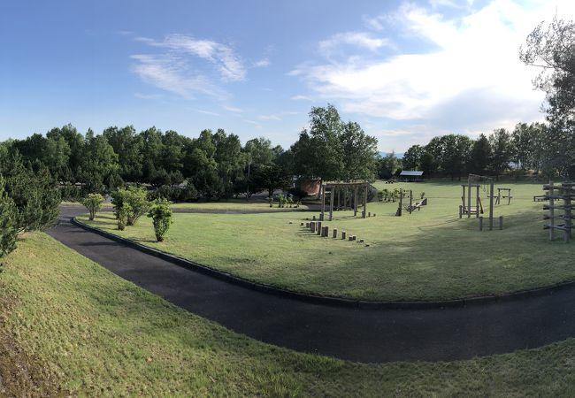 新区画公園