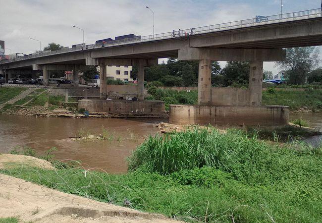 タイ ミャンマー友好橋