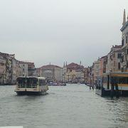 ヴェネチアの街を見る
