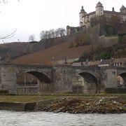 プラハのカレル橋を彷彿とさせる