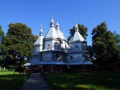 ポーランドとウクライナのカルパティア地方の木造教会群 (ウクライナ)