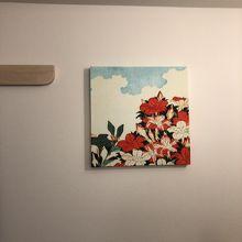 室内の絵画