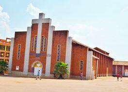 Sainte Famille Church (キガリ)
