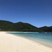 沖縄本島から行ける素晴らしいビーチです