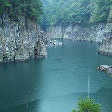 瀞峡(奈良県十津川村)