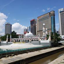 マレーシア最古のモスク