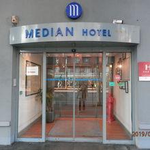 メディアン パリ ポルト ド ヴェルサイユ ホテル