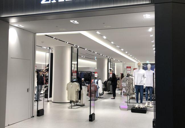 zara (六本木ヒルズ店)