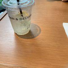 ディーン&デルーカ カフェ 渋谷ストリーム店