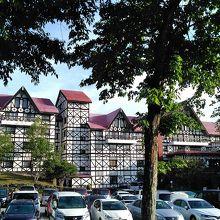 奥軽井沢温泉 ホテルグリーンプラザ軽井沢