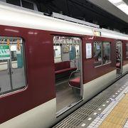 奈良線の一部