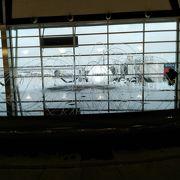 デルタ便の便利な空港