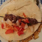 人気のギリシャ料理