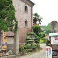 写真:三津谷集落