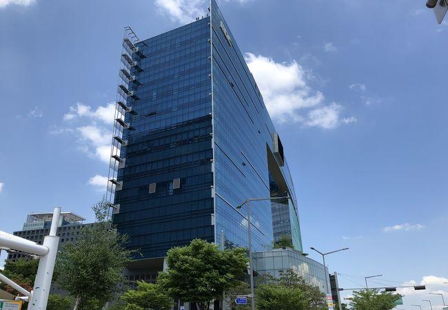 MBC新社屋 STAR PARK
