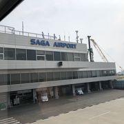 ソウルや上海から乗り入れのある国際空港でした。
