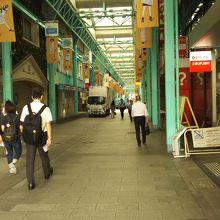 サンロード商店街