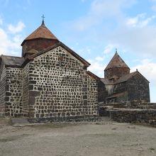 セヴァン修道院