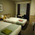 新しく快適なホテルでした