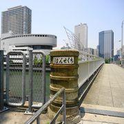 土佐堀川に架かる橋