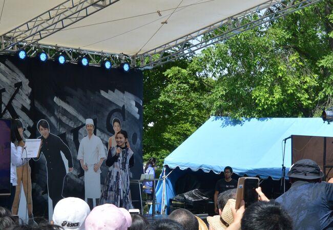 北海道大学 北大祭