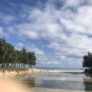最高のビーチ