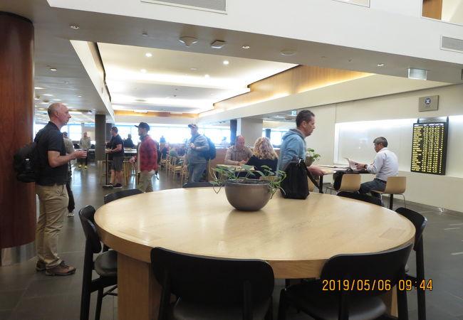 カンタスラウンジ (ブリスベン空港)